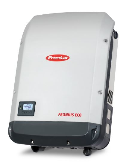 Fronius Eco 27.0-3-S WLAN/LAN/webový server