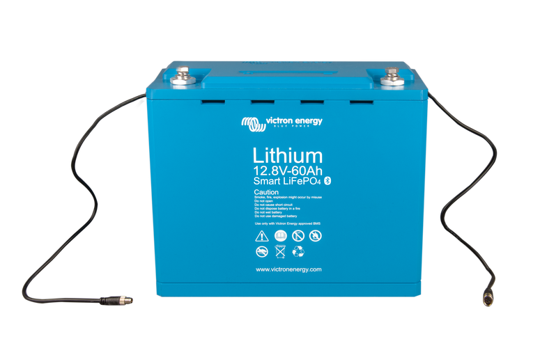 Victron energy LiFePO4 battery 12,8V/60Ah - Smart