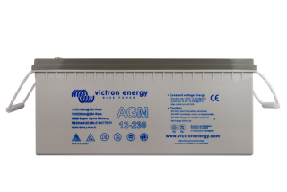 Victron Energy 12V/230Ah AGM  baterie Super Cycle (M8)